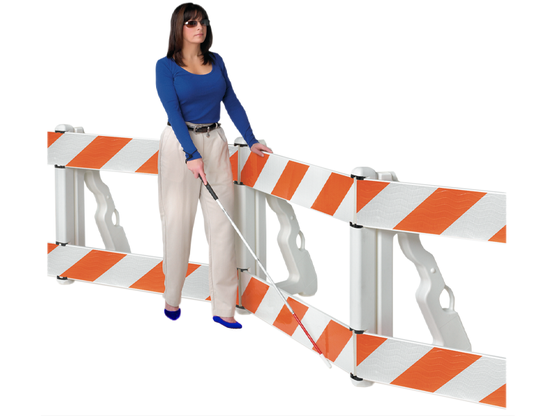 SafetyRail is ADA-Compliant